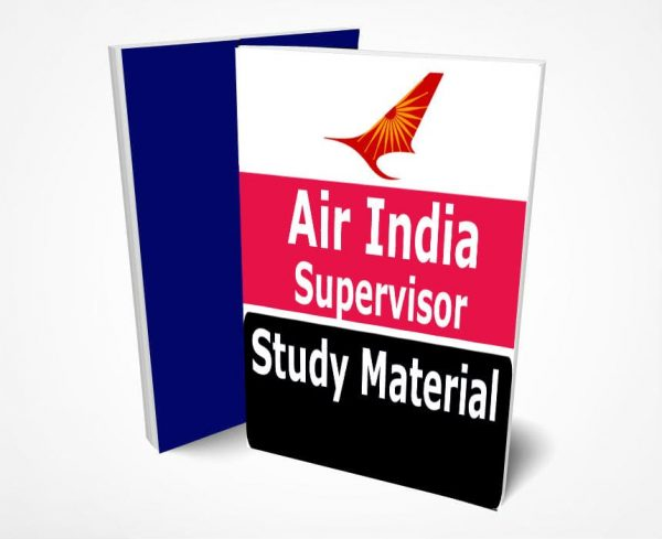 Air India Supervisor Study Material Notes -Buy Online Full Syllabus Text Book (AASL) (AIL),(Security) Store, Agents