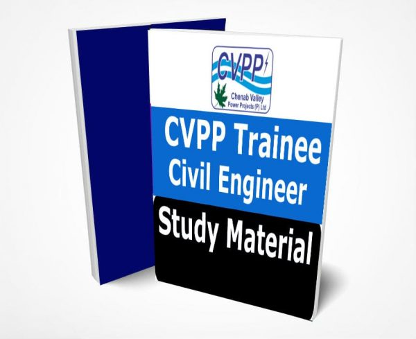 CVPP Civil Trainee Engineer Study Material Notes Buy Online Full Syllabus Text Book