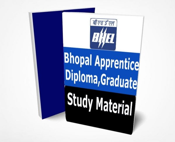 BHEL Bhopal Apprentice Study Material Lecture Notes