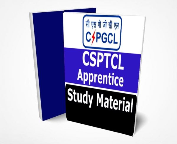 CSPTCL Apprentice Study Material Notes -Buy Online Full Syllabus Text Book Graduate, Diploma, ITI