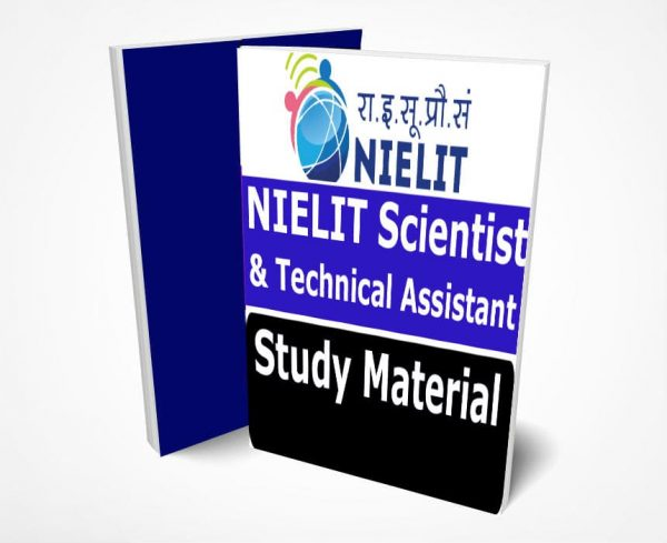 NIELIT Scientist Study Material Notes -Buy Online Full Syllabus Text Book Technical Assistant