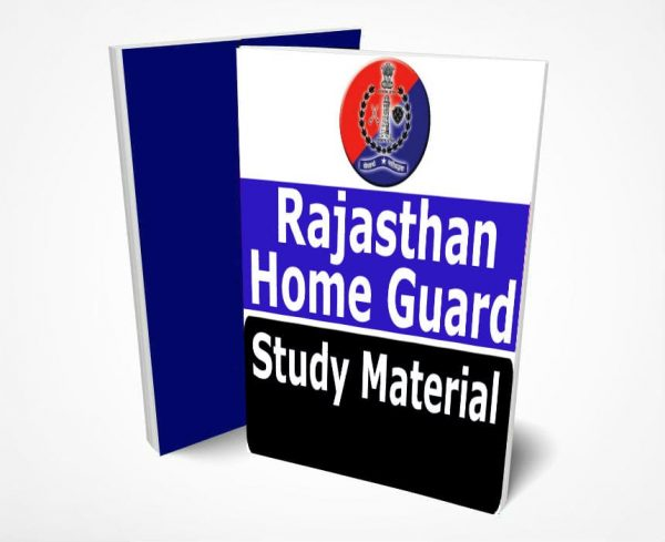 Rajasthan Home Guard Study Material Notes -Buy Online Full Syllabus Text Book, Police Constable