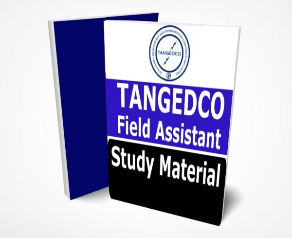 TANGEDCO Field Assistant Study Material Notes -Buy Online Full Syllabus Text Book Trainee