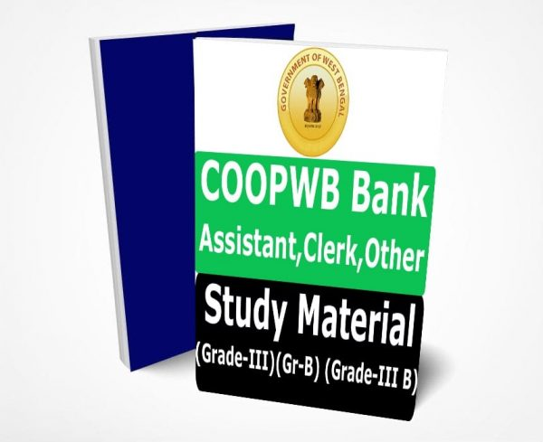 COOPWB Bank Assistant, Clerk Study Material Lecture Notes (Topic-wise) Buy Online Full Syllabus Text Book