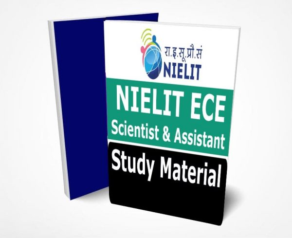 NIELIT ECE Scientist Study Material Notes -Buy Online Full Syllabus Text Book Technical Assistant