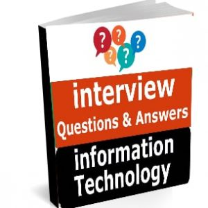 IT interview questions for GATE, PSU, Campus placement or other Exam Study Textbook (information technology)
