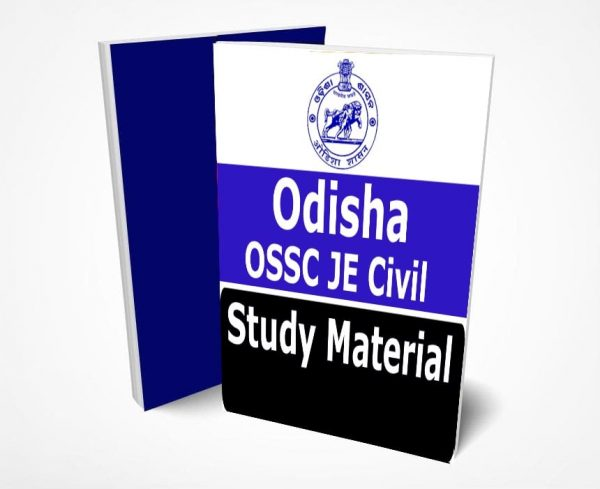 OSSC JE Civil Study Material Lecture Notes (Topic-wise) 2020- Buy Online Full Syllabus Textbook Odisha Junior Engineer