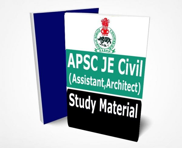 APSC JE AE Civil Study Material Lecture Notes