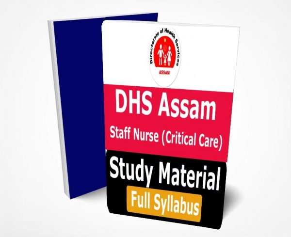 DHS Assam Staff Nurse Study Material