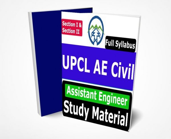 UPCL Assistant Engineer Civil Study Material