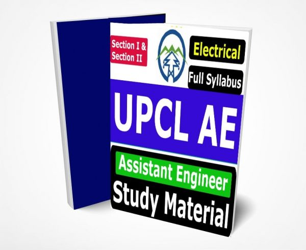 UPCL Assistant Engineer Electrical Study Material
