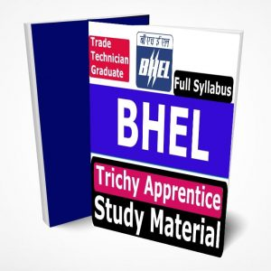 BHEL Trichy Apprentice Study Material Notes (Trade, Technician, Graduate)