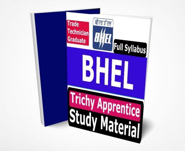 BHEL Trichy Apprentice Study Material Notes (Trade, Technician, Graduate)