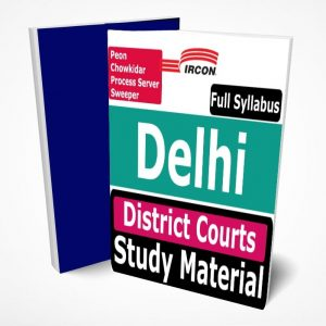 Delhi District Court Peon Study Material