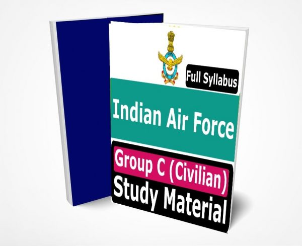 Indian Air Force Group C (Civilian Posts)