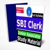 SBI Clerk Junior Associates Study Material