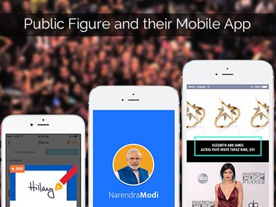 Celebrity Mobile App Development