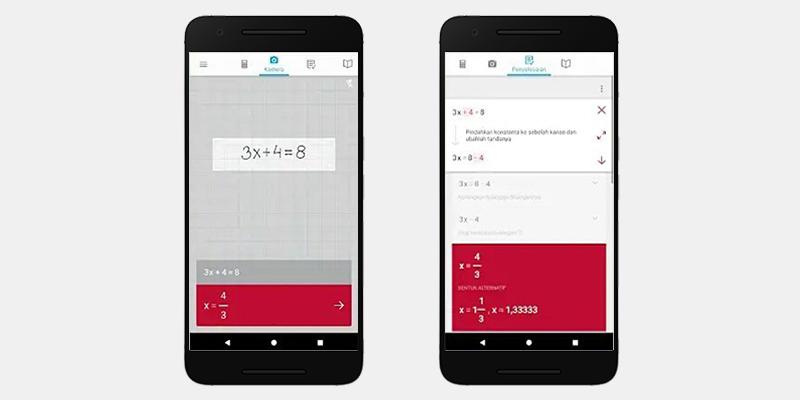 Photomath Education App for Math Learning