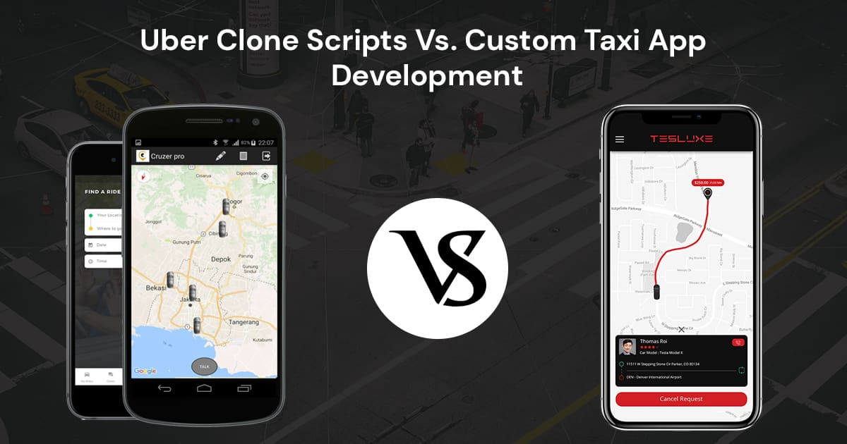 Uber Clone App Script: Read This Before You Buy an Uber-like