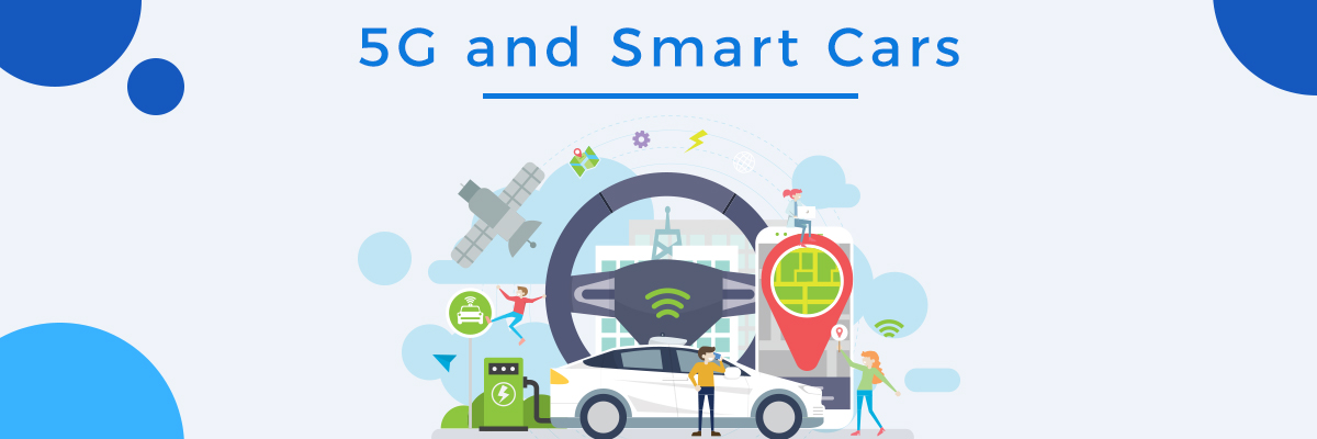 5g and smart cars solution