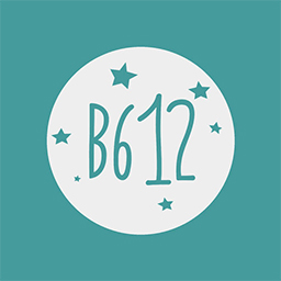 b612 photo editing apps - Snapchat vs B612