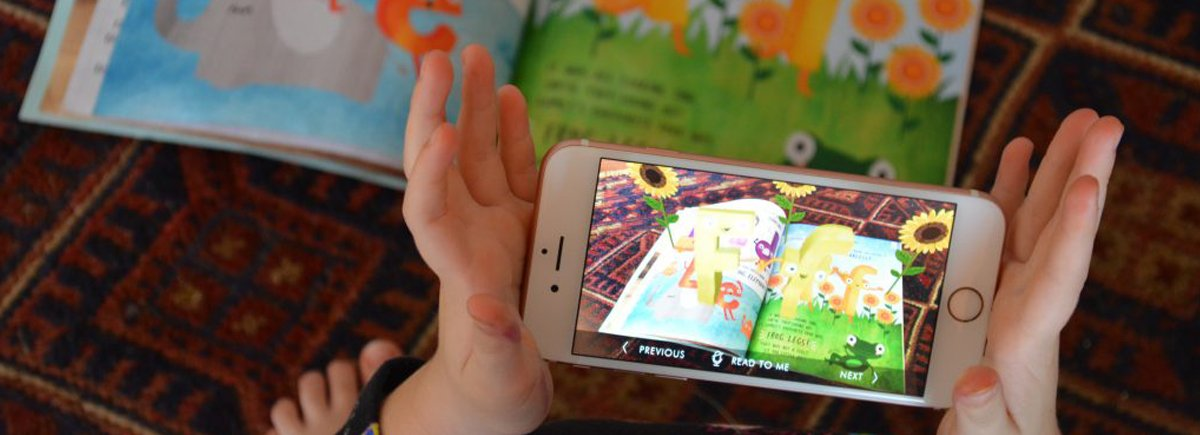 Augmented Reality Learning Apps