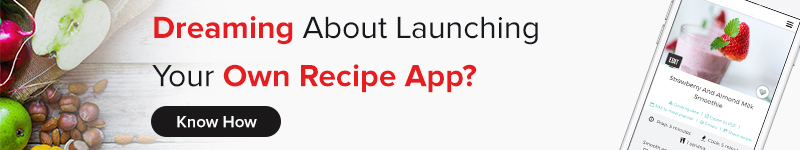 Launching Your Own Recipe App