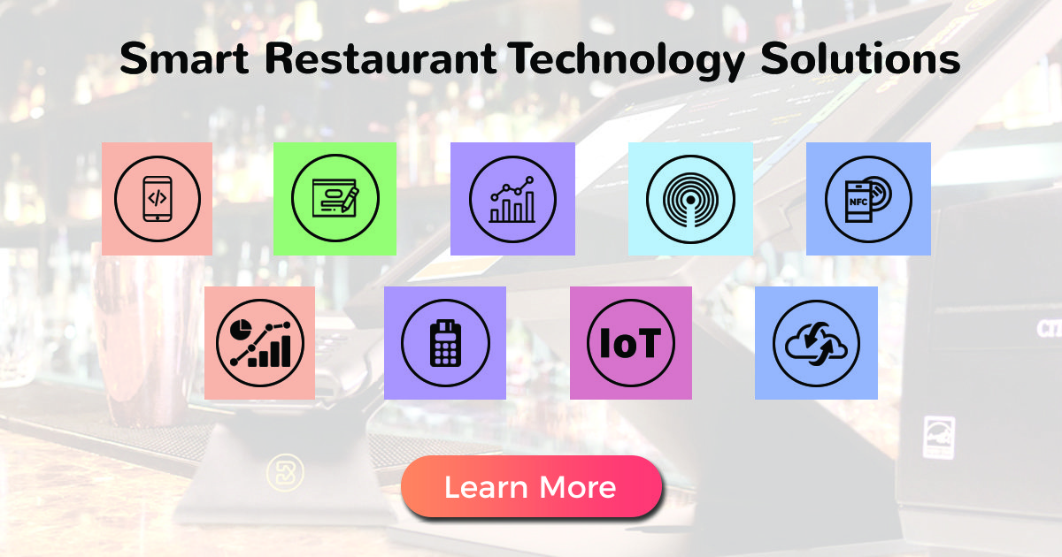 Smart Restaurant Technology Trends 2019