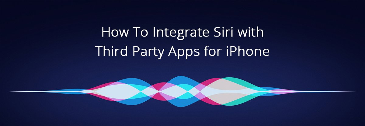 siri third party app integration