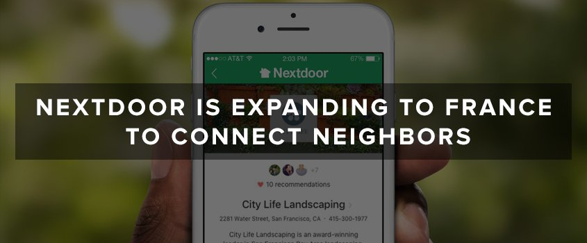 Build an app like Nextdoor