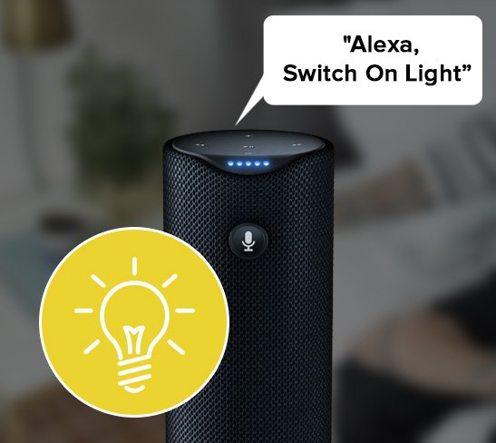 Alexa Skills for SmartHome
