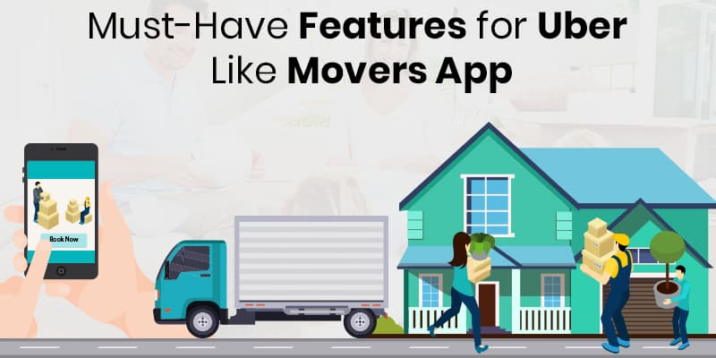 Cost To Build Movers and Packers App