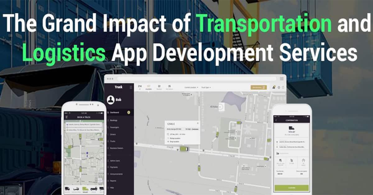 Transportation Logistics App Development