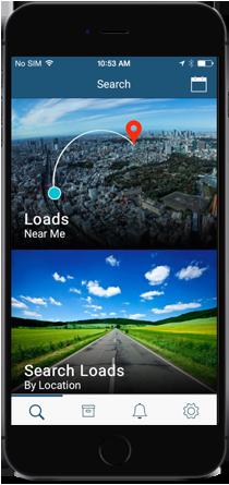 Keychain Logistics App