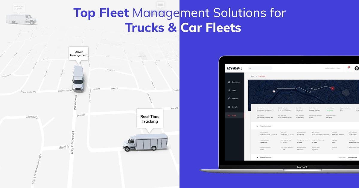 Best Fleet Management Solutions