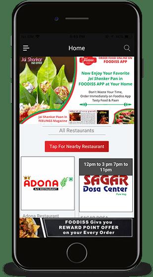 Smart Restaurant Search