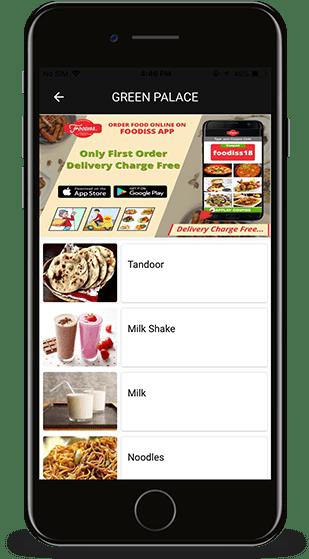 Inclusive List of Restaurants