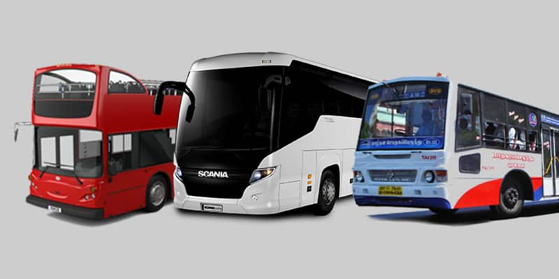 Buy Inventory for Passenger Transportation Company