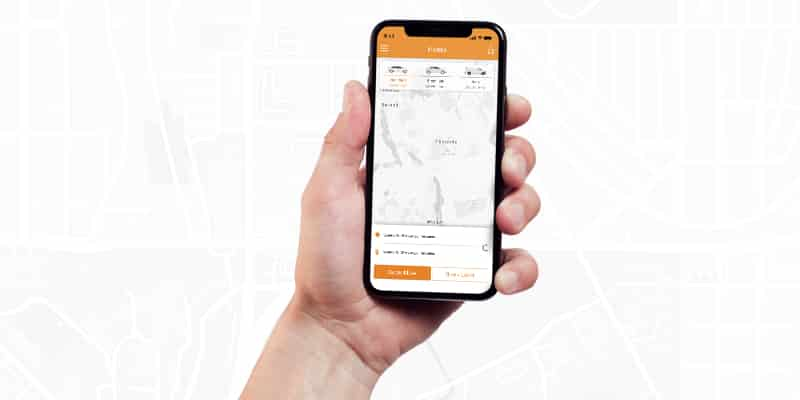 Commercial Transport App
