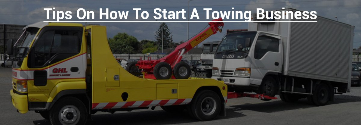 Towing Business