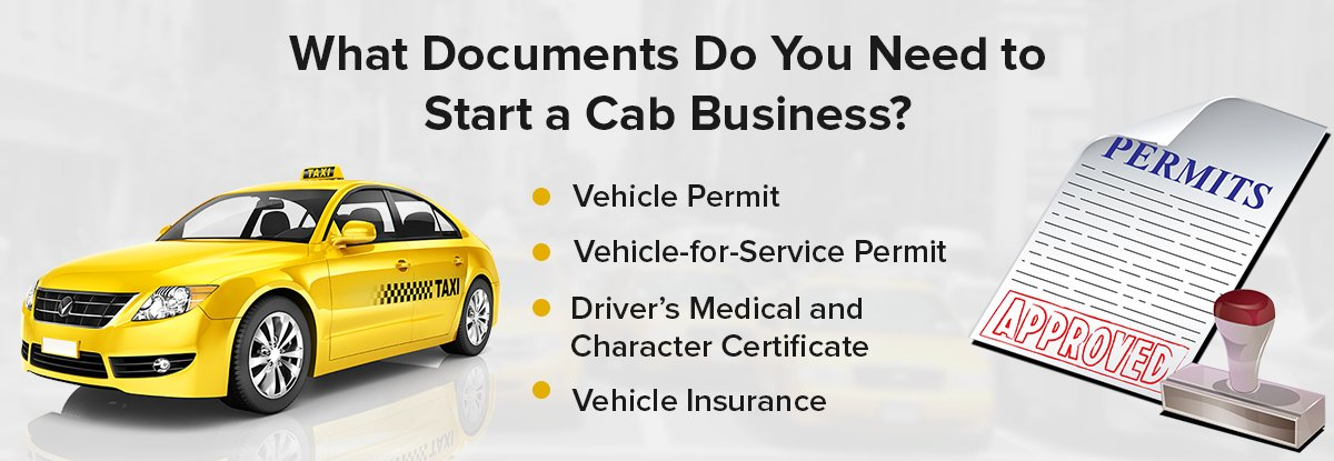 Starting a Cab Business