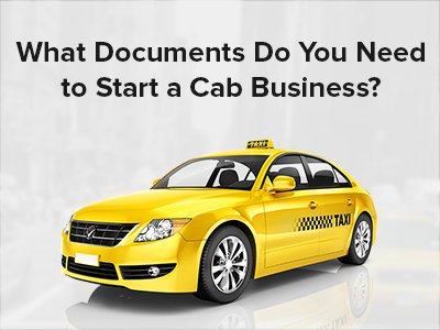 start a cab business