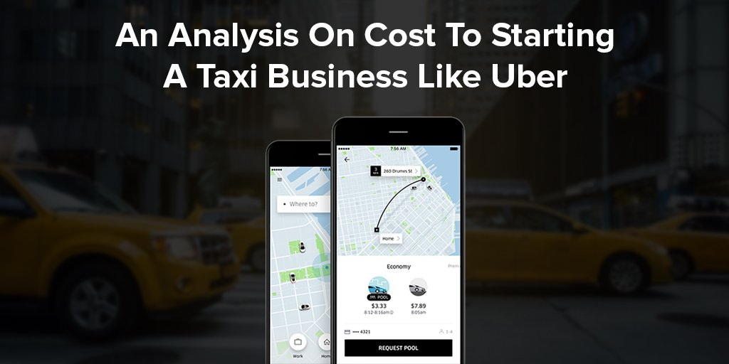 🚖 How Much Does It Cost to Start a Taxi Business? [2019 Guide]