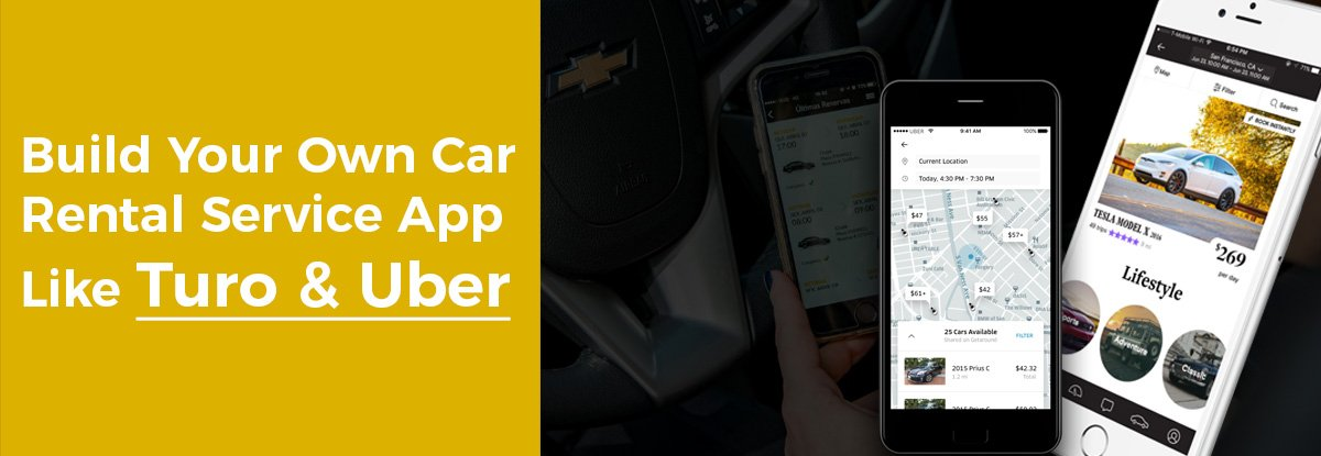 Build Your Own Car Rental Service App