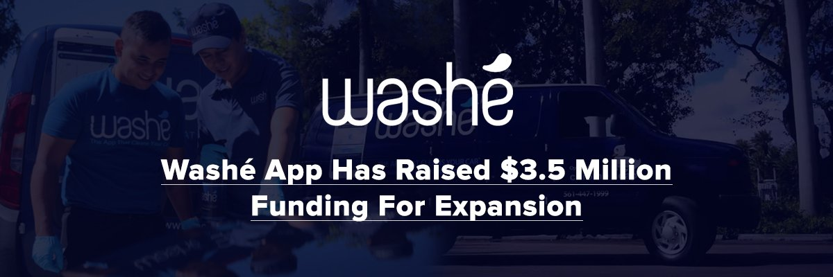 On Demand Car Washing App