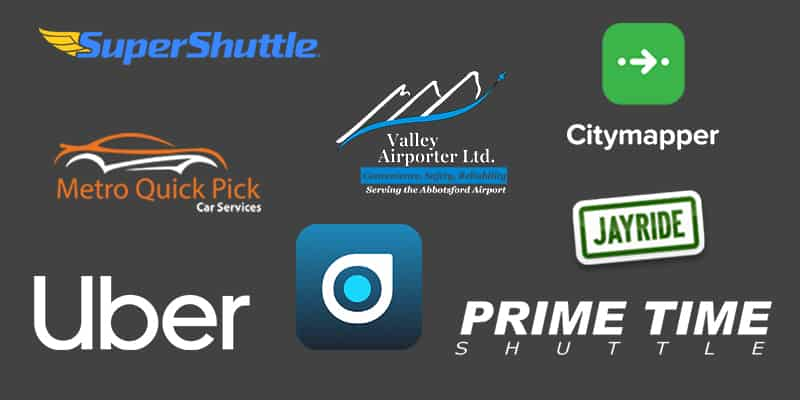 top airport shuttle services in the world