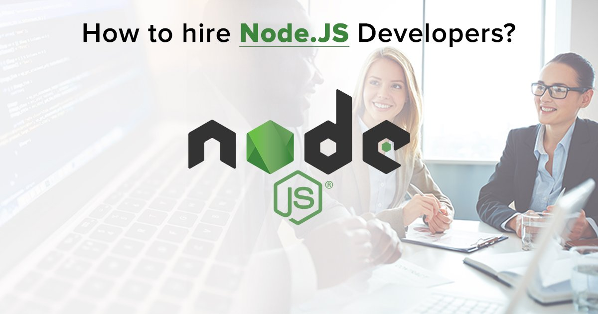Cost To Hire Node.Js Developers