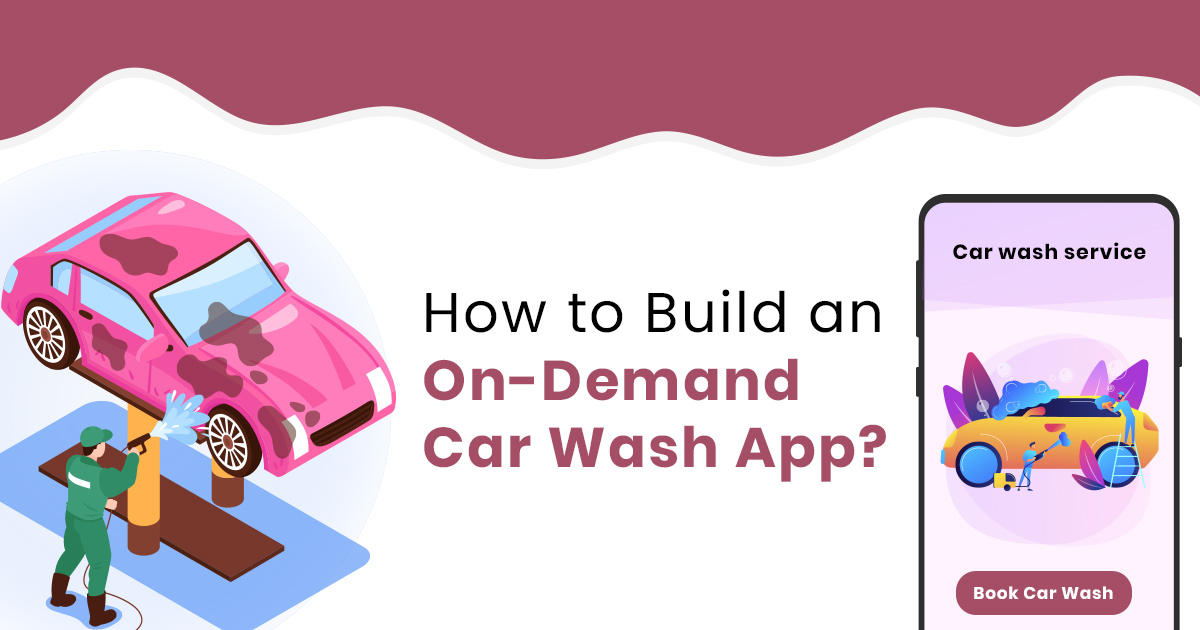 On Demand Car Wash App