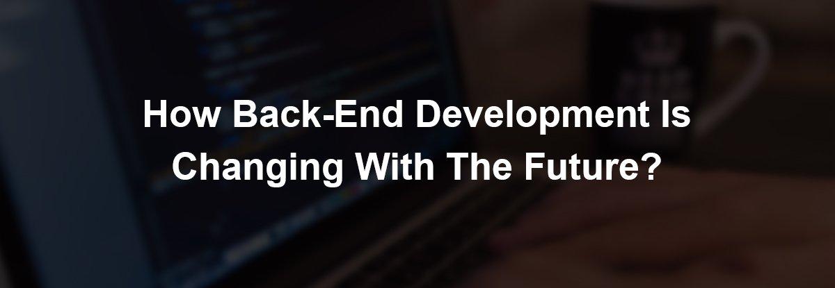 Backend Development Services