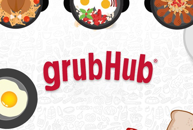 Best Food Delivery Apps like GrubHub